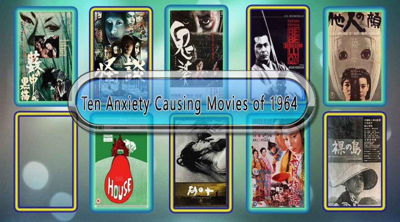 The Ten Anxiety Causing Movies Like Onibaba (1964)