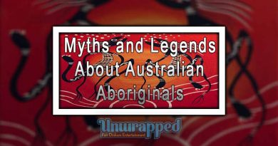 Myths and Legends About Australian Aboriginals