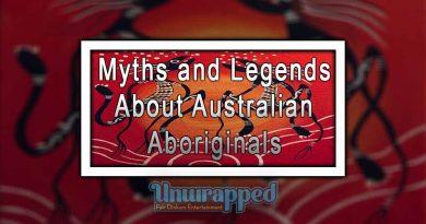 Myths and Legends About Australian Aboriginals
