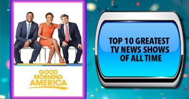 Top 10 Greatest TV News Shows of All Time