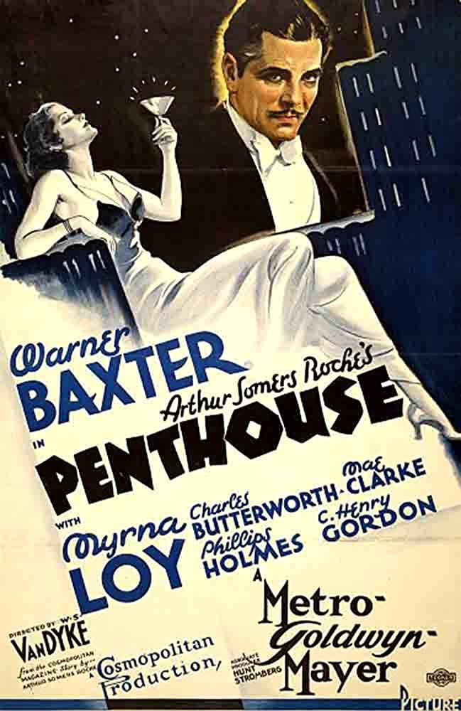 Penthouse (1933)
