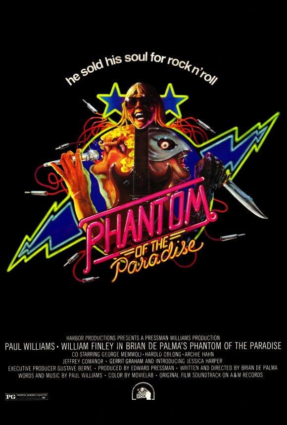 Phantom of the Paradise (1974)