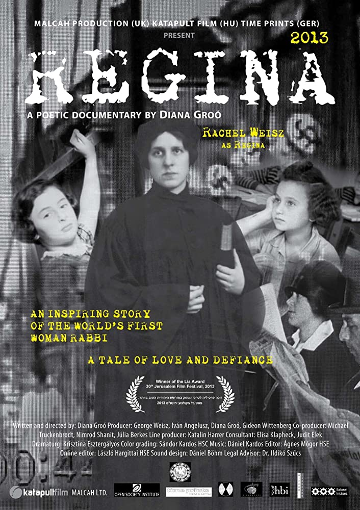 Regina: The First Woman Rabbi (2015)
