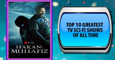 Top 10 Greatest TV Sci-Fi Shows of All Time