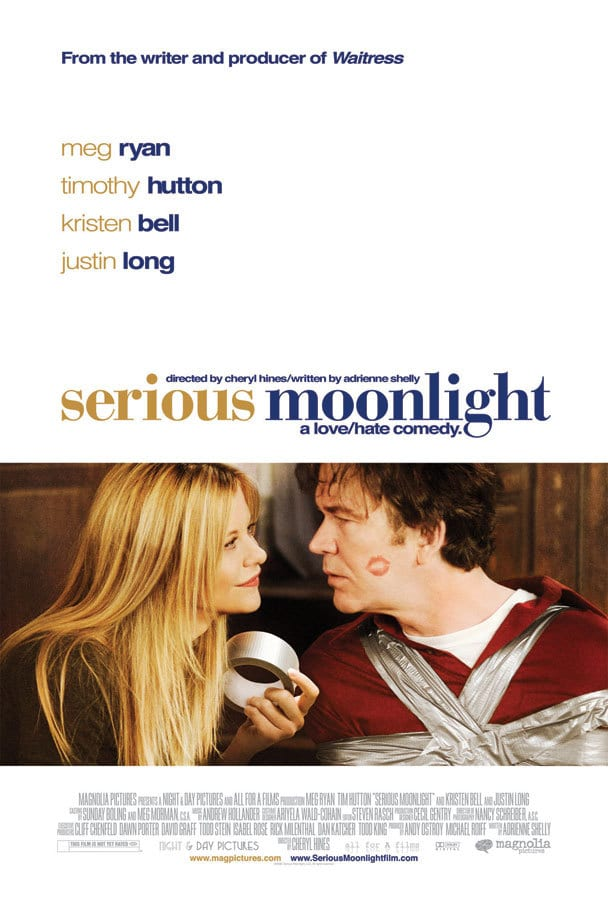 Serious Moonlight (2009)