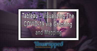 Tableau - Visualizing The COVID-19 via Graphing and Mapping