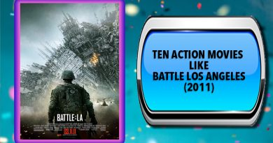 Ten Action Movies Like Battle Los Angeles (2011)