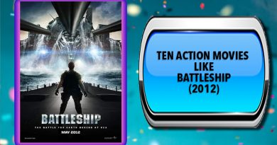 Ten Action Movies Like Battleship (2012)
