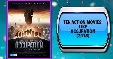 Ten Action Movies Like Occupation (2018)