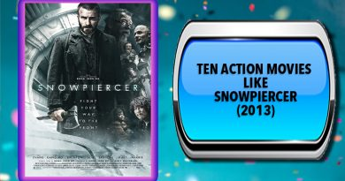 Ten Action Movies Like Snowpiercer (2013)