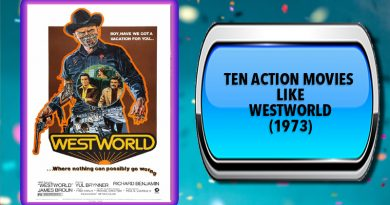Ten Action Movies Like Westworld (1973)