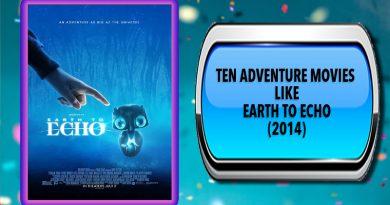 Ten Adventure Movies Like Earth to Echo (2014)