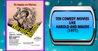 Ten Comedy Movies Like Harold and Maude (1971)