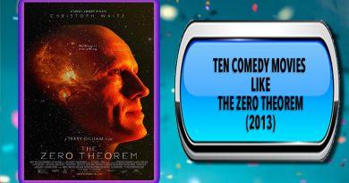 Ten Comedy Movies Like The Zero Theorem (2013)