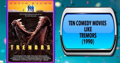 Ten Comedy Movies Like Tremors (1990)