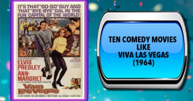 Ten Comedy Movies LikeViva Las Vegas (1964)