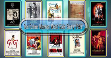 Ten Crime Movies West Side Story (1961)