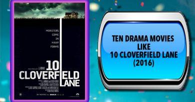 Ten Drama Movies Like 10 Cloverfield Lane (2016)