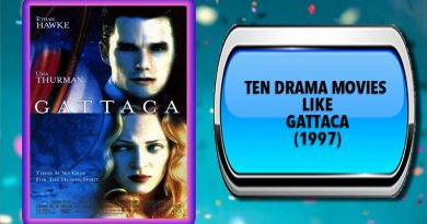 Ten Drama Movies Like Gattaca (1997)
