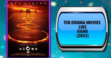 Ten Drama Movies Like Signs (2002)
