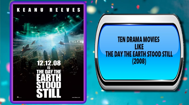 Ten Drama Movies Like The Day the Earth Stood Still (2008)