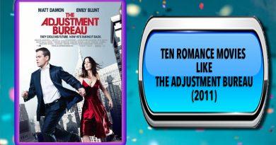 Ten Romance Movies Like The Adjustment Bureau (2011)
