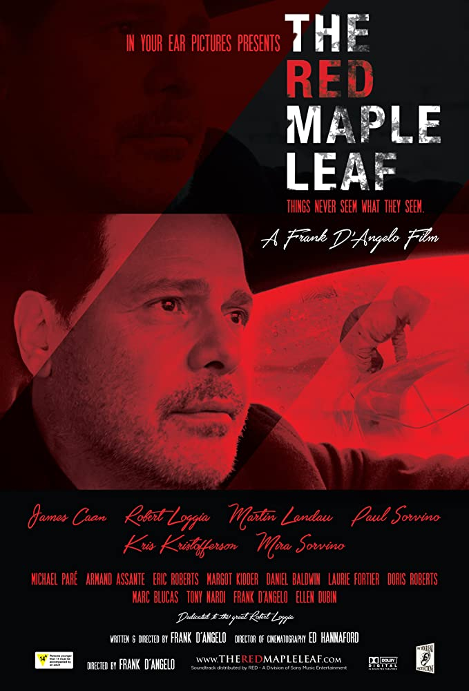 The Red Maple Leaf (2016)