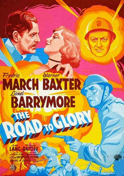 The Road to Glory (1936)