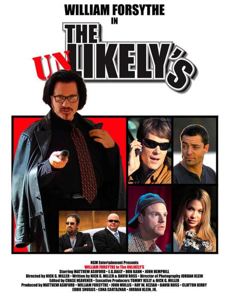The Unlikely's (2016)