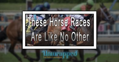 These Horse Races Are Like No Other