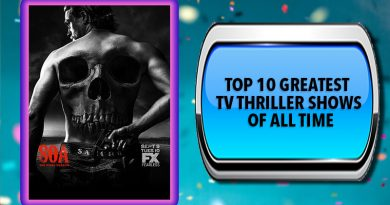 Top 10 Greatest TV Thriller Shows of All Time