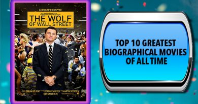 Top 10 Greatest Biographical Movies of All Time