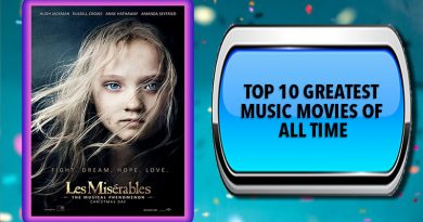 Top 10 Greatest Music Movies of All Time