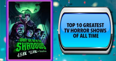 Greatest Horror TV Shows of All Time - Official Top 10