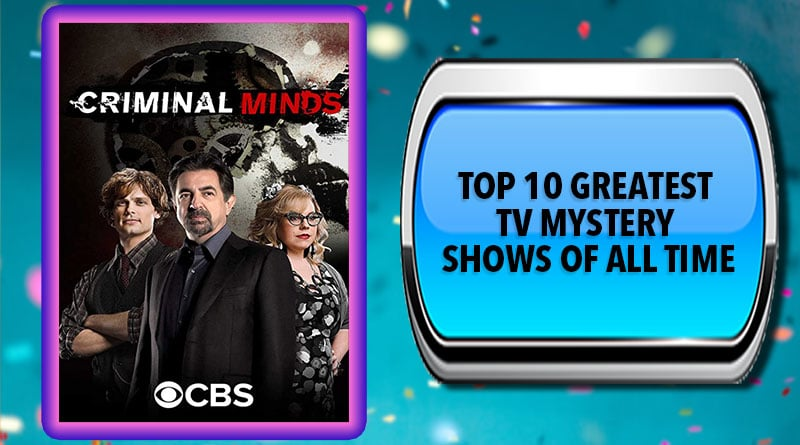 Top 10 Greatest TV Mystery Shows of All Time