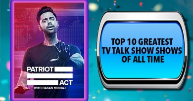 Greatest Talk Show TV Shows of All Time - Official Top 10