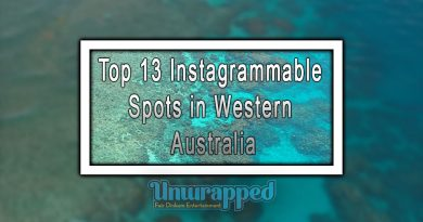 Top 13 Instagrammable Spots in Western Australia