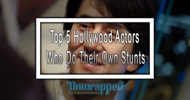 Top 5 Hollywood Actors Who Do Their Own Stunts