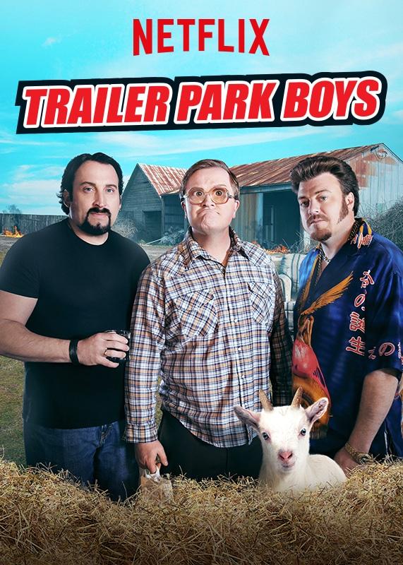 Trailer Park Boys (2001–2018)