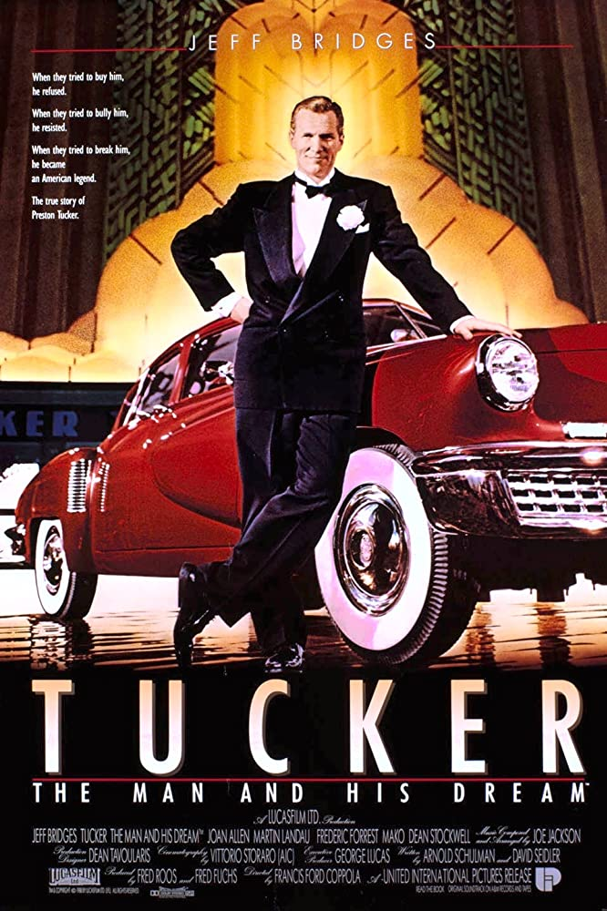 Tucker The Man and His Dream (1988)