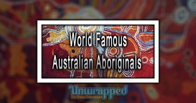 World Famous Australian Aboriginals