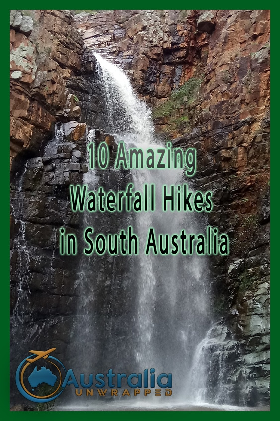 10 Amazing Waterfall Hikes in South Australia
