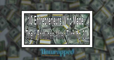 10 Entrepreneurs Who Made Their Fortunes After Turning 30