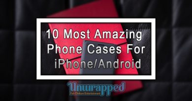 10 Most Amazing Phone Cases For iPhone/Android