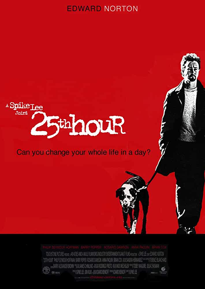 25th Hour (2002)