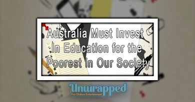 Australia Must Invest In Education for the Poorest in Our Society