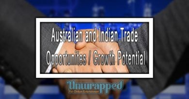 Australian and Indian Trade Opportunites / Growth Potential