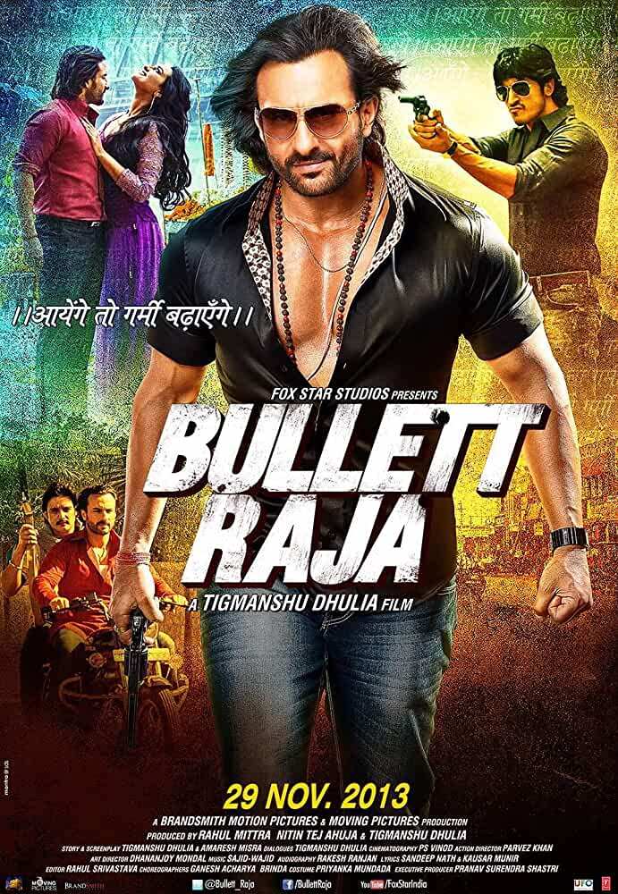 Bullett Raja (2013)