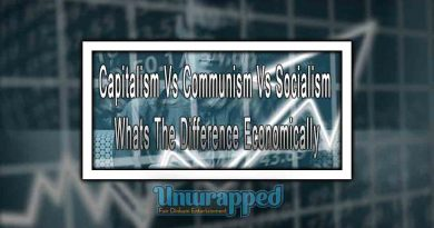 Capitalism Vs Communism Vs Socialism Whats The Difference Economically