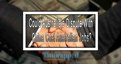 Could Australia's Dispute With China Cost Australian Jobs